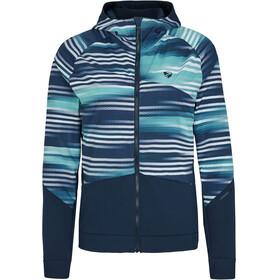 Ziener Nakima Active Jacket Women, azul/Turquesa